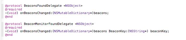 BeaconProtocols